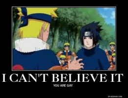 Naruto can't believe it by dragzata