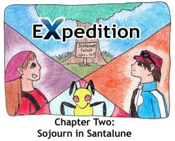 Expedition:  Chapter 2 - Sojourn in Santalune by Kitta-Furen