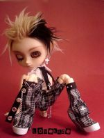 Pullip:  Cain redone again by lovehaze