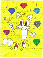 C.E.-Super Tails by SonicFan3
