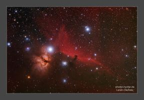 B33 Horsehead Nebula by photon-hunter