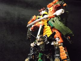 Pretender Bludgeon unleashes his minion by forever-at-peace