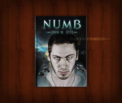 (AVAILABLE FOR PURCHASE) Numb - Book Cover Contest by Freijo