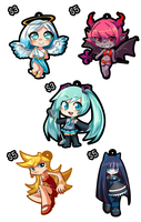 Acrylic Charms for Sale by RileyAV