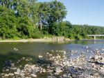 Chagrin River Willoughby by OhioErieCanalGirl