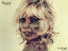 Zombie Charlize by AndreTM