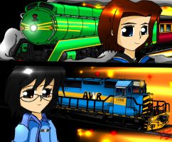CM: Extreme Trains by MeganekkoPlymouth241
