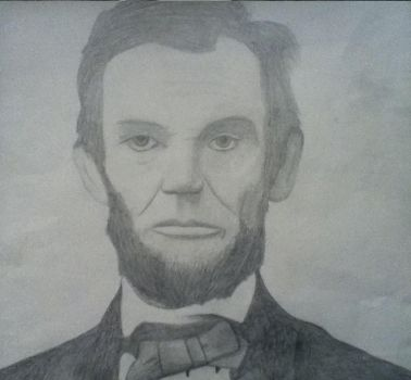 Abe Lincoln by Forestpelt
