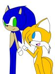 Sonic and Tails by xtrolldavestriderx