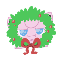 Deck the grump with wreaths and stuff by DuckxDuck