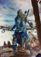 Connor Kenway by seasparkle-lioness