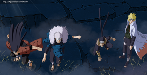 Naruto Ch. 631: Better Late Than Never by Sfguzmani