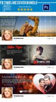 Facebook Timeline Cover Bundle 02 by Ruthgschultz