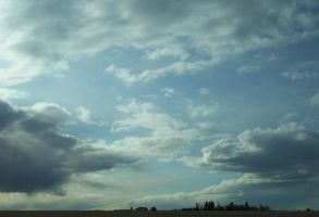 View of the sky by underscore12