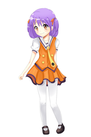 Ai Ikeda Redesign 2013 by axxifi