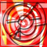 Red-Semicircles by Trisaw1