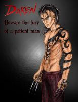 Daken by CLeigh-Cosplay