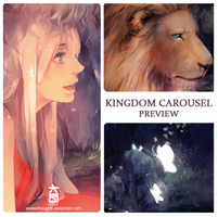 Kingdom Carousel Preview by keerou