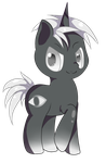 Shadowtred chibi by LiahMew