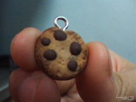 Polymer Clay Cookie by margemagtoto