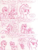 Applejack's Quest! page 23 by Saphin