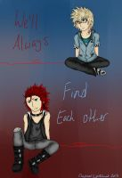 Connected by Fate by KoolKat56