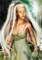 Galadriel, Lady of Light by Elle-Arden