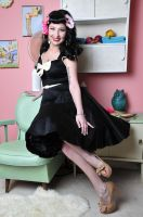 Pinup 15 by nikkivicious