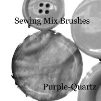 Sewing Mix Brushes by Purple-Quartz-Brush