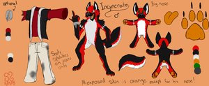 Incynerate Sketch Ref by Zs99