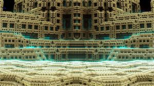 THE GODS TEMPLE by Topas2012