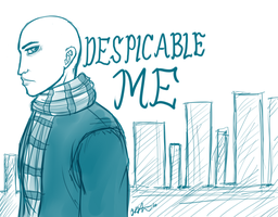 Despicable Me by thekyrianne