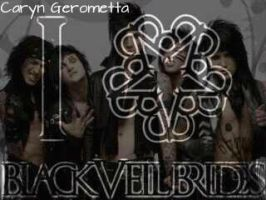 I X3 Black Veil Brides by Shad0w-M0ses