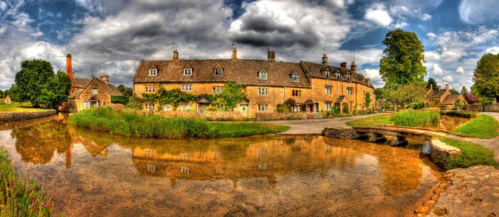 Lower Slaughter Revisited by s-kmp