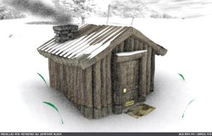 Snow Hut by entangle