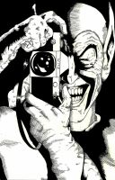 Spiderman: The Killing Joke by PunkMetalhead