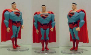 Kingdom Come Superman by Mace2006