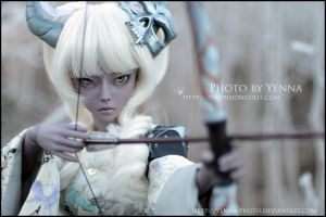 Don't bother me by yenna-photo