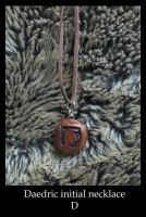 Daedric Necklace D by Boarfeathers