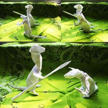 Redwall Origami by Redwall151