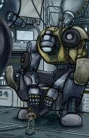 JunkBot by xashe