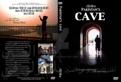 Pakistan's Cave DVD Cover by Protsko