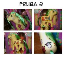 MLP Custom : Fruba 2 by marienoire
