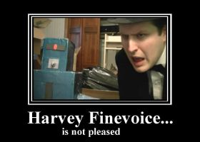 Harvey Finevoice by techgirl3