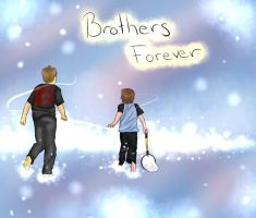 Brothers Forever by Nekojimei
