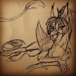 Sunny - griffin by Sunny125