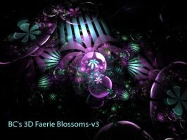 BCs 3D Faerie Blossoms-v3 by Fractal-Resources
