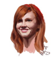 Anna WIP by ChaosAcathla