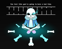 You Feel Like You're Going To Have A Bad Time by AskAlease