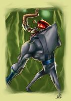 EarthWorm Jim by Wilustra